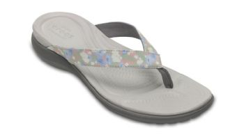 Crocs Womens Capri V Graphic Flip